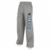 Carolina Panthers Heather Gray Sweatpant