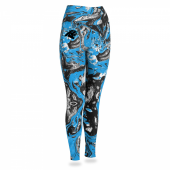 Carolina Panthers Swirl Legging