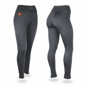 Clemson Tigers Charcoal Leggings