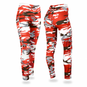 Cleveland Browns Camo Leggings