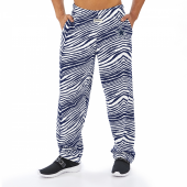 Dallas Cowboys NavyWhite Zebra Pant