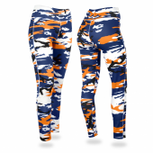 Denver Broncos Camo Leggings