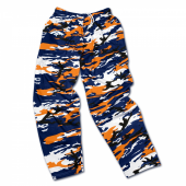 Denver Broncos Embroidered Logo Camo Pant