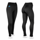 Detroit Lions Black Leggings