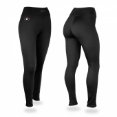 Georgia Bulldogs Black Leggings