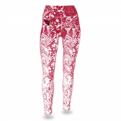 Arizona Cardinals Gradient Leggings