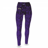 Baltimore Ravens Gradient Leggings