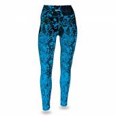 Carolina Panthers Gradient Leggings