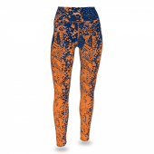 Chicago Bears Gradient Leggings