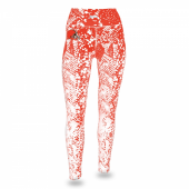 Cleveland Browns Gradient Leggings