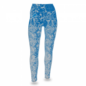Detroit Lions Gradient Leggings
