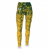 Green Bay Packers Gradient Leggings
