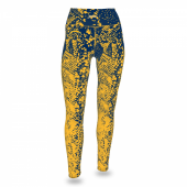 Los Angeles Chargers Gradient Leggings