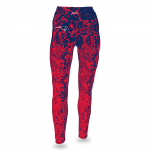 New England Patriots Gradient Leggings
