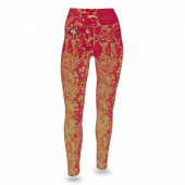 San Francisco 49ers Gradient Leggings