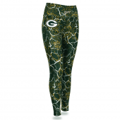Green Bay Packers Marble Legging