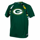 Green Bay Packers Camo Poly TShirt