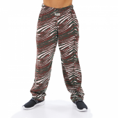 GreenRed Zebra Pant