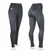 Indiana Hoosiers Charcoal Leggings
