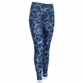 Indianapolis Colts Marble Legging