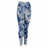 Indianapolis Colts Swirl Legging