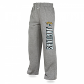 Jacksonville Jaguars Heather Gray Sweatpant