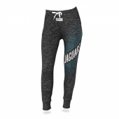 Womens Jacksonville Jaguars Heather Gray Jogger