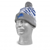 Detroit Lions New Era Knit Cap