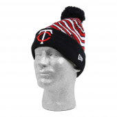 Minnesota Twins New Era Knit Cap