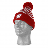 Wisconsin Badgers Knit Cap