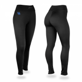 Kentucky Wildcats Black Leggings