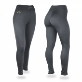 Los Angeles Chargers Charcoal Leggings