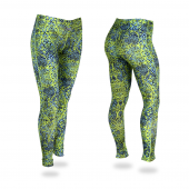 Spring GreenEgg Shell BlueBlack Post Print Legging
