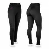 LSU Tigers Black Leggings