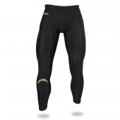 Mens Chargers Black Legging