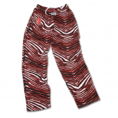 Arizona Diamondbacks BlackRed Zebra Pant