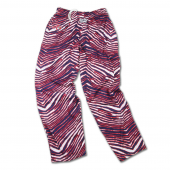 Atlanta Braves Navy BlueRed Zebra Pant