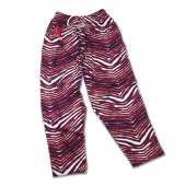 Boston Red Sox Navy BlueRed Zebra Pant