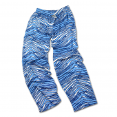 Light BlueNavy Blue Zebra Pant