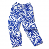 Kansas City Royals Royal Blue Zebra Pant