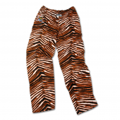 Miami Marlins BlackOrange Zebra Pant