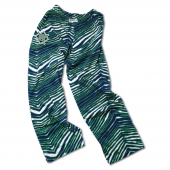 Milwaukee Brewers New BlueGreen Zebra Pant