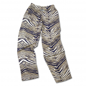 Milwaukee Brewers NavyMetallic Gold Zebra Pant