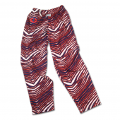 Minnesota Twins Navy BlueRed Zebra Pant