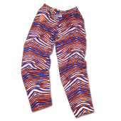 New York Mets Royal BlueOrange Zebra Pant