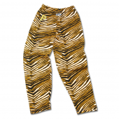 Pittsburgh Pirates BlackGold Zebra Pant