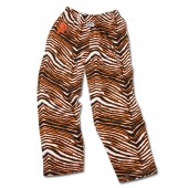 San Francisco Giants BlackOrange Zebra Pant