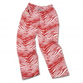 St Louis Cardinals Red Zebra Pant