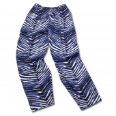 Tampa Bay Rays Navy BlueLight Blue Zebra Pant
