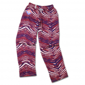 Texas Rangers New BlueRed Zebra Pant